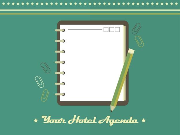 Your Hotel Agenda