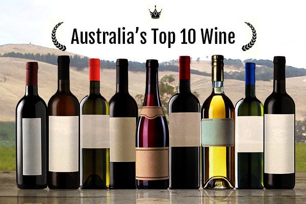 Australias top 10 wine