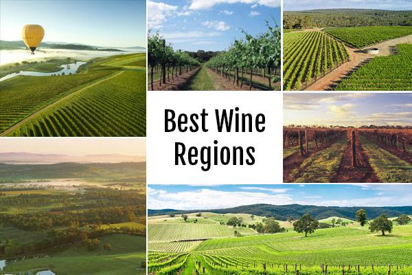 best wine regions