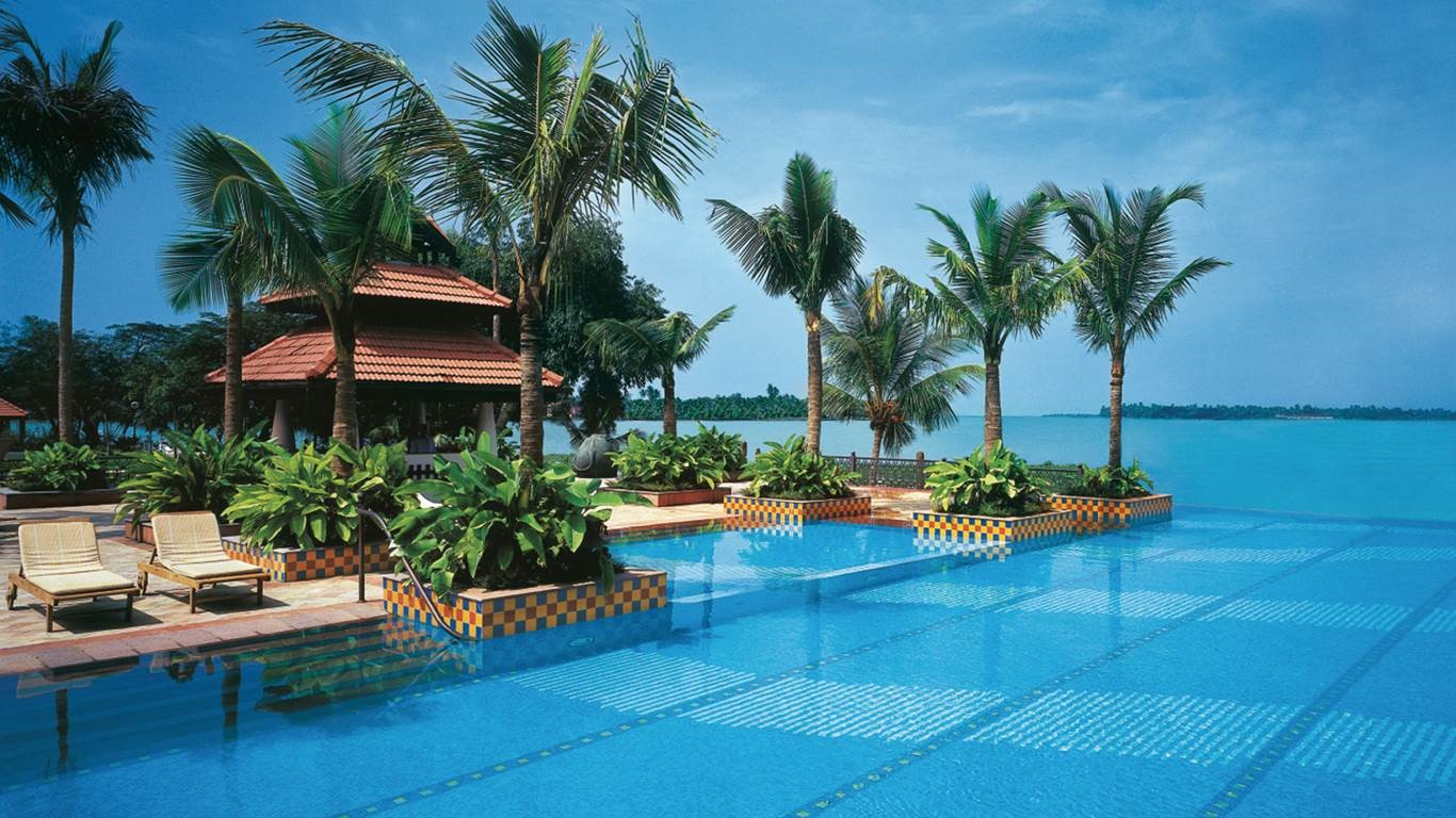 Kerala Beach Hotels