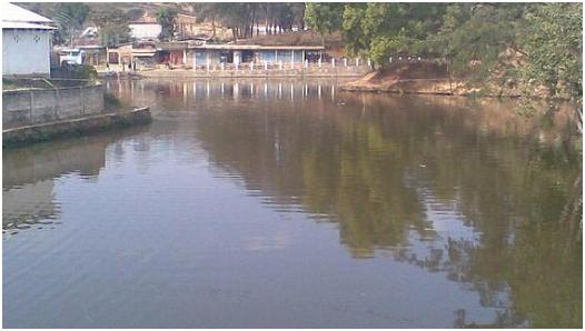 Haflong Lake