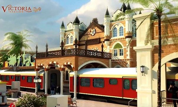 Mughal-e-Azam Bollywood PARK™ DUBAI