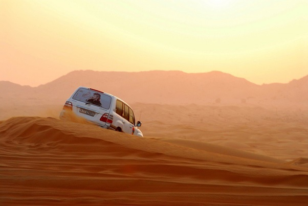Everything to Know about Desert Safari in Dubai