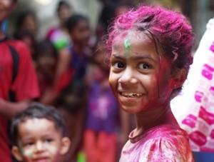 holi festival in India