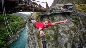 bungie jumping in india