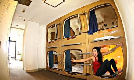 5 Capsule Hotels You Should Try in Southeast Asia