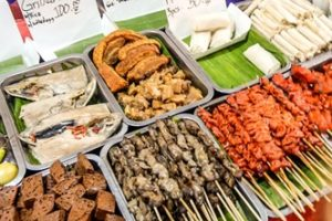 dishes that you can find in Manila
