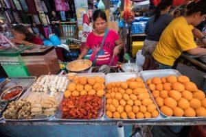 local food in Manila