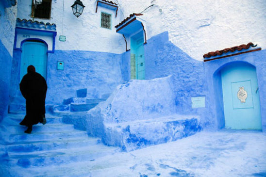 Summer Spring in grandiose Morocco