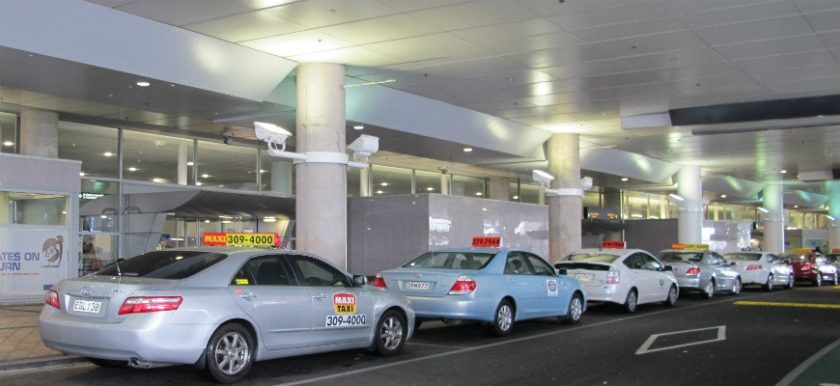Auckland Airport Taxi