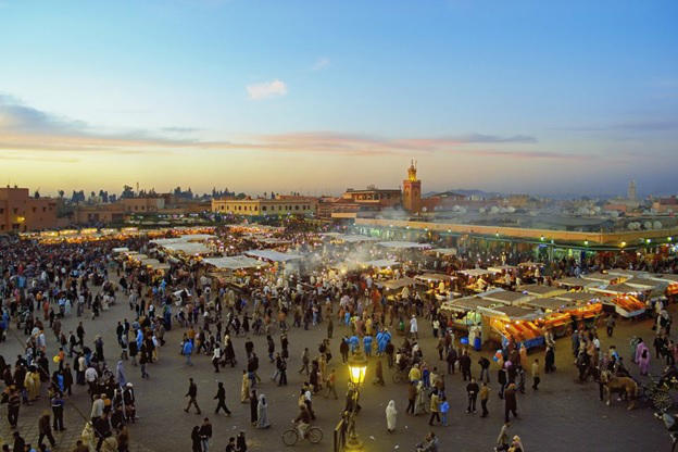 Make Your Holidays Perfect by Spending Time in Morocco