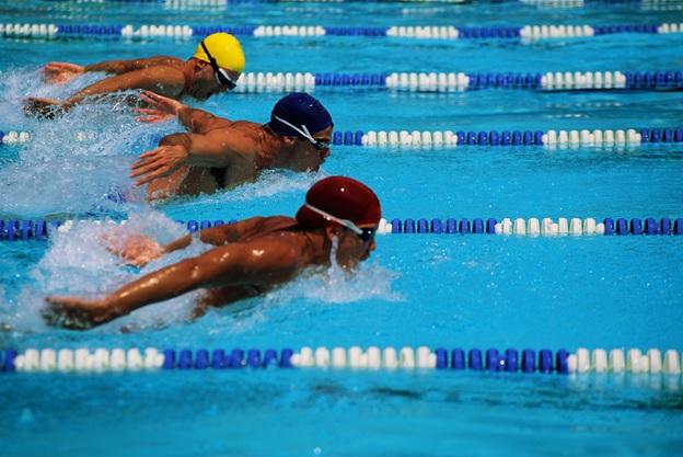 single swim cap
