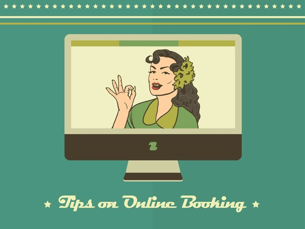 Tips on Online Booking