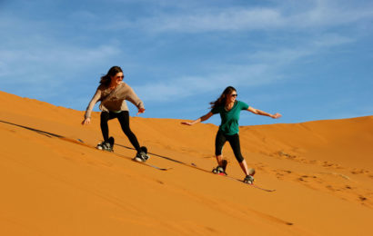 Desert Sunset Rides in Dubai: 3 Tips for a Truly Unforgettable Experience