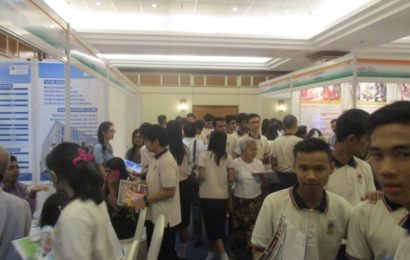 Admission Fair for Counselling and Better Guidance for Students