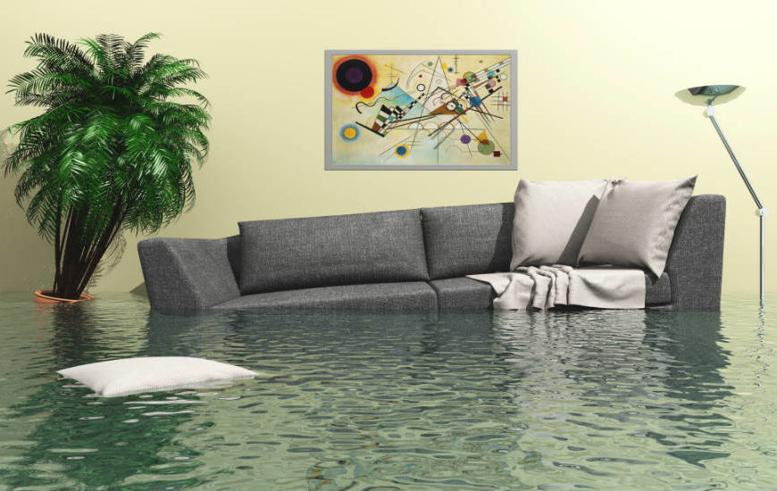 Flooded House? 5 Steps to Choosing the Best Restoration Contractor